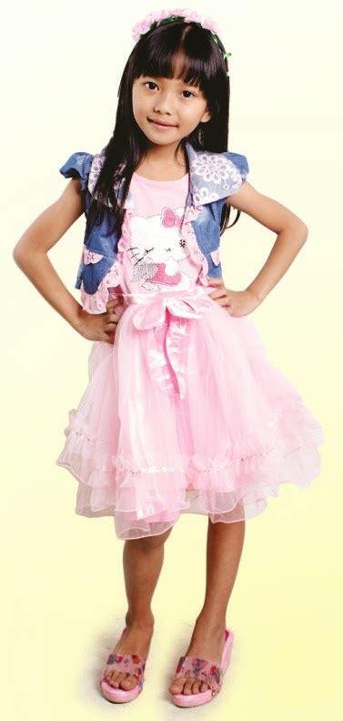 Dress Rok Anak Hello baju anak keren dan elegan model dress terbaru danitailor