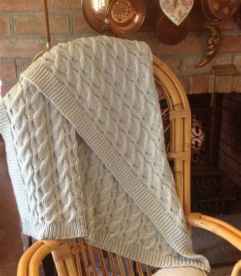 reversible afghan knitting pattern reversible cable knitting patterns in the loop knitting
