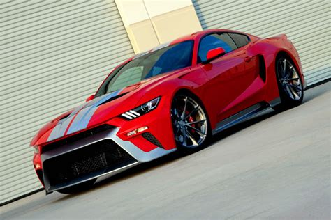 Ford Gt 60 by Half Ford Gt Half Mustang The Gtt Is Coming To Sema