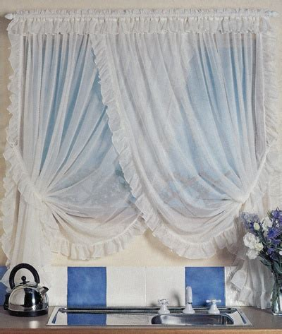 crossover curtains 27 best kitchen window furnishing ideas images on