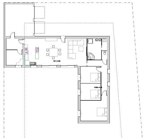 plan maison 騁age 3 chambres plan maison 3 chambres on garde ou on jette tout