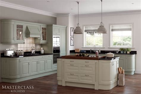 10 Great Mix and Match Kitchens