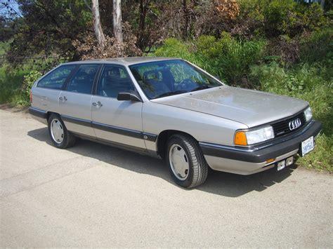 audi 5000 cs turbo quattro no reserve 1988 audi 5000 cs turbo quattro wagon 5 speed