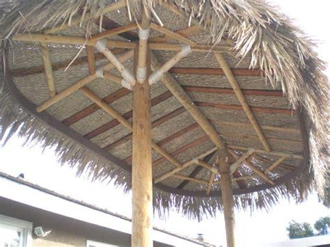 palapa structures palapas single pole palm