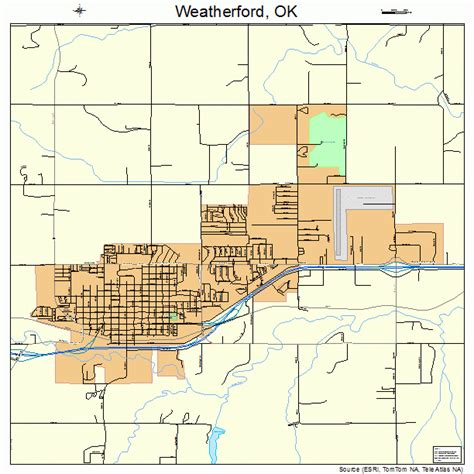 weatherford texas map weatherford ok pictures posters news and on your pursuit hobbies interests and worries
