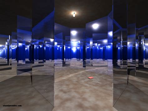 mirror house free 3d wallpaper house of mirrors 1024x768