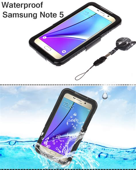 Samsung Galaxy Note Edge Ume Book Original 100 swimming waterproof shockproof phone cover for samsung galaxy note 5 s7 ebay