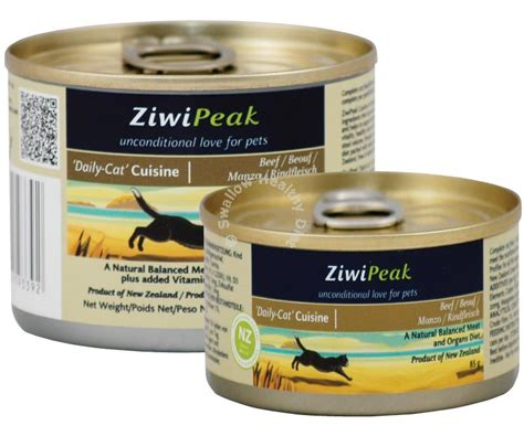 Fancy Feast 85 Gr Classic Cod Sole And Shrimp Feast ziwi peak daily cat cuisine cans 85g food real ebay