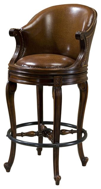 theodore alexander bar stools theodore alexander an evening at ease barstool