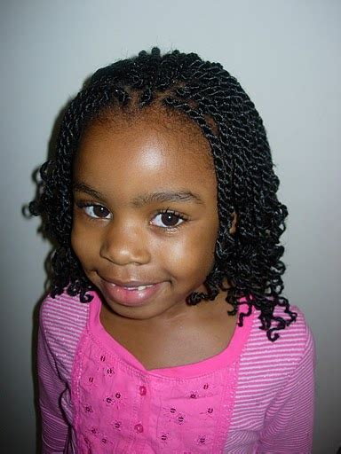 images twist styles for kids kinky twists hairstyle front view african american little
