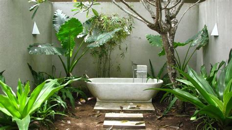 small plants for bathrooms amazing outdoor bathroom shower ideas you can try in your