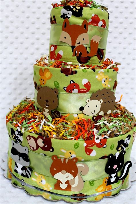 Woodland Animals Baby Shower Decorations by Woodland Animals Baby Shower Ideas Babywiseguides