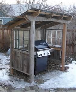 21 Grill Gazebo Shelter montana wildlife gardener grill shed