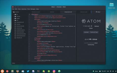best php text editor it s now easy to install atom text editor on ubuntu