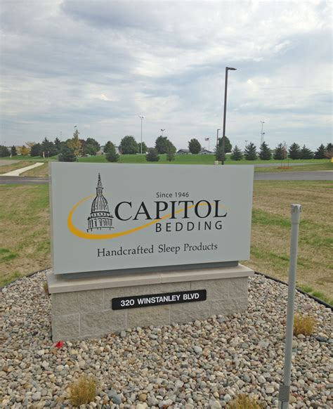 capitol bedding capitol bedding lansing mi johnson sign company