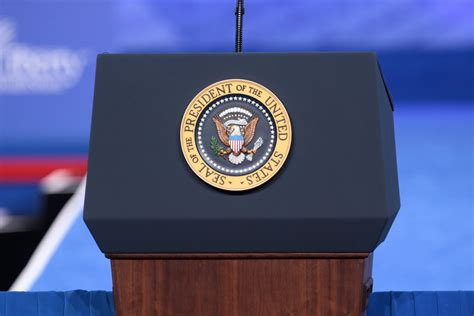 presidential podium  presidential podium     flickr