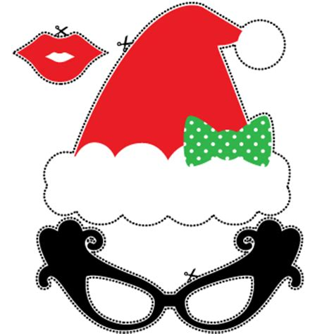 free printable photo booth props template christmas christmas printables christmas party printables party