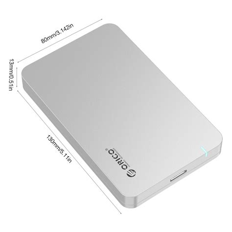 Hdd 25 To External Orico 1 Bay Usb 30 Disc Enclosure orico 1 bay 2 5 sata external hdd enclosure with usb 3 0