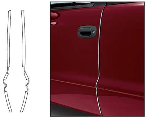 Adell Stainless Steel Door Edge Guards - door edge guards catlin truck accessories