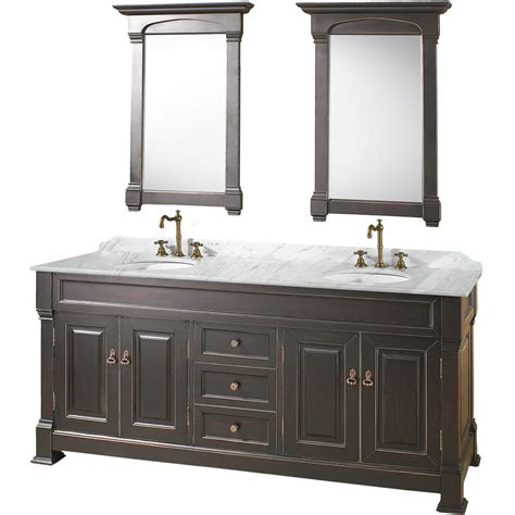 Bathroom Vanity Collections Wyndham Collection Andover Bath Vanity Decobizz