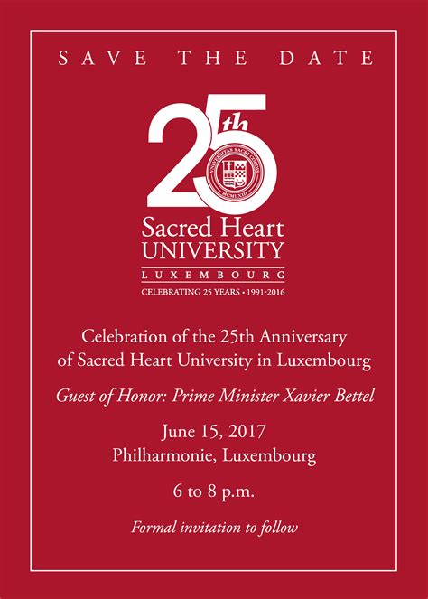 Mba 25th Anniversary by 25th Anniversary Ceremony Sacred