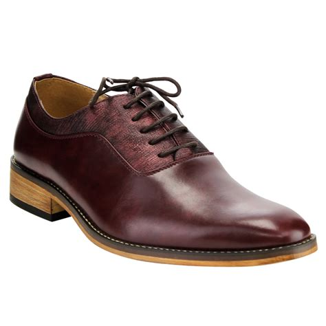 mens dress oxford shoes lotti s lace up plain toe oxford formal dress