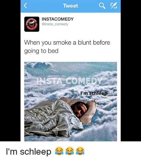weed before bed funny schleep memes of 2017 on me me pulled