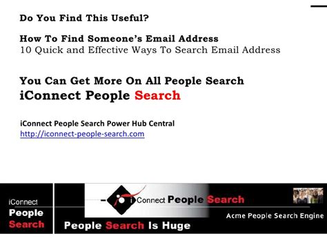 How To Search An Email Address How To Find Someone S Email Address 10 Simple And