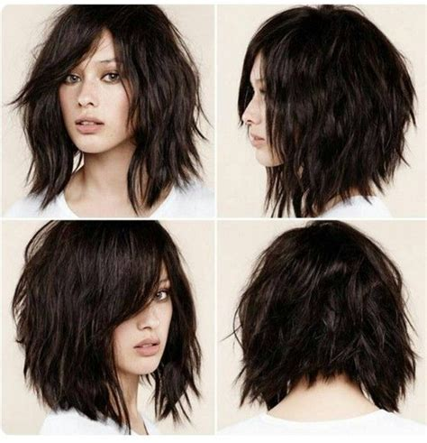 easy shag long hair best 25 medium shag haircuts ideas on pinterest