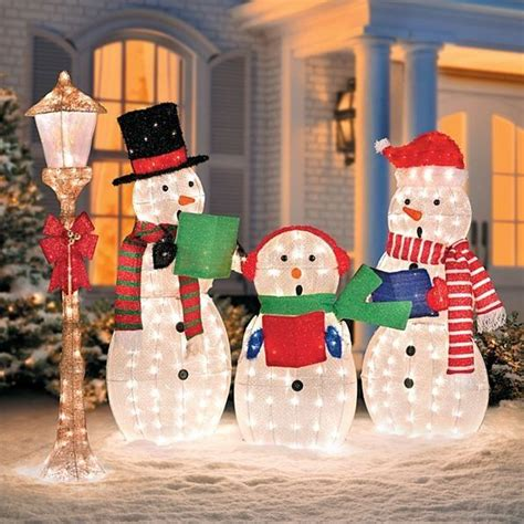 outside lighted decorations 242 best outdoor decorations images on