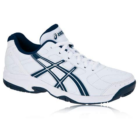 asics gel estoril court tennis shoes 33