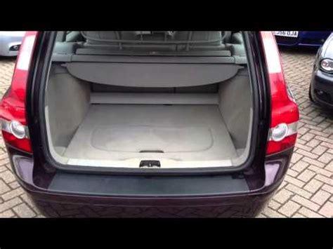 volvo v50 estate dimensions volvo v50 1 8 se 5 doors manual estate petrol sold by
