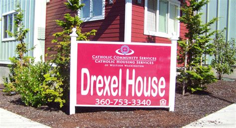 drexel house drexel house catholic community services of western washington