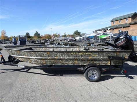 war eagle boats fenton mi 2017 war eagle 860 ldv fenton mi for sale 48430 iboats