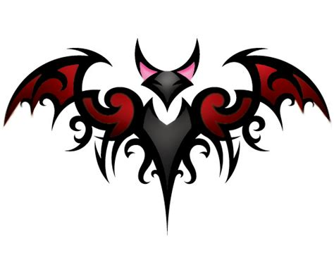 easy tattoo bat bat tattoo color by ragdollmurderer on deviantart
