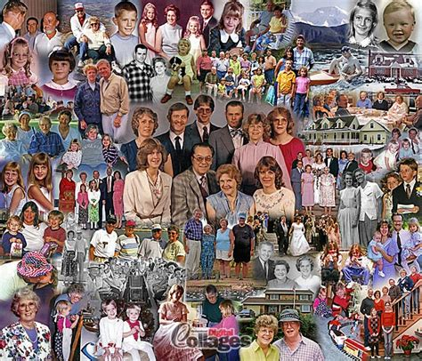 family picture collage family collage ideas images