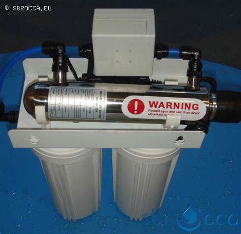 lada uv per depuratore acqua depuratore filtro acqua a carboni attivi lada uv