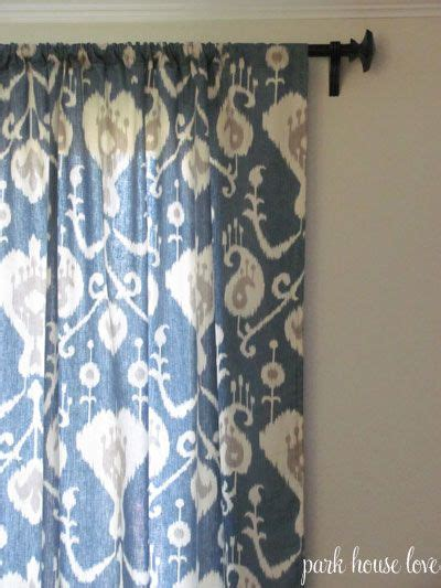 blue and white ikat curtains bedroom blue ikat curtains pictures decorations