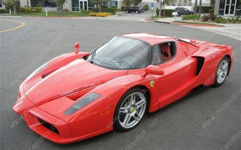 rare ferrari enzo 2003 ferrari enzo front three quarter photo 7