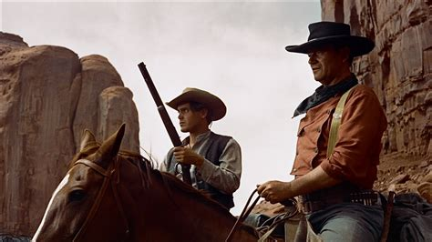 film animation cowboy indian john wayne and the searchers reel antagonist