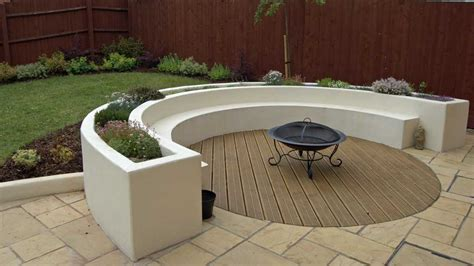 selection  integrated garden benches rogerstone