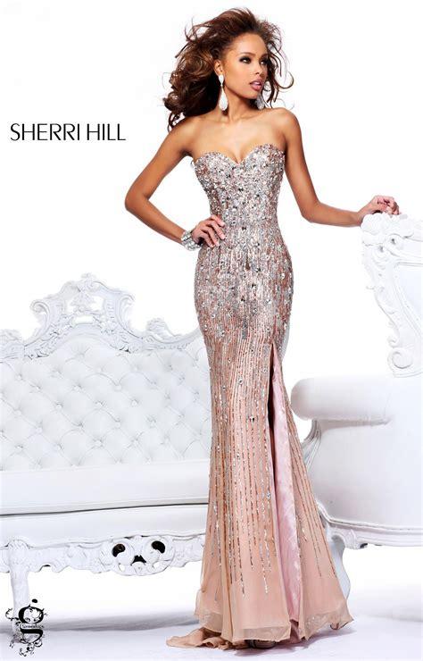 Sherri Hill 8513   Formal Evening Prom Dress
