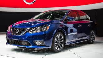 2016 2017 nissan sentra on nissan altima front view