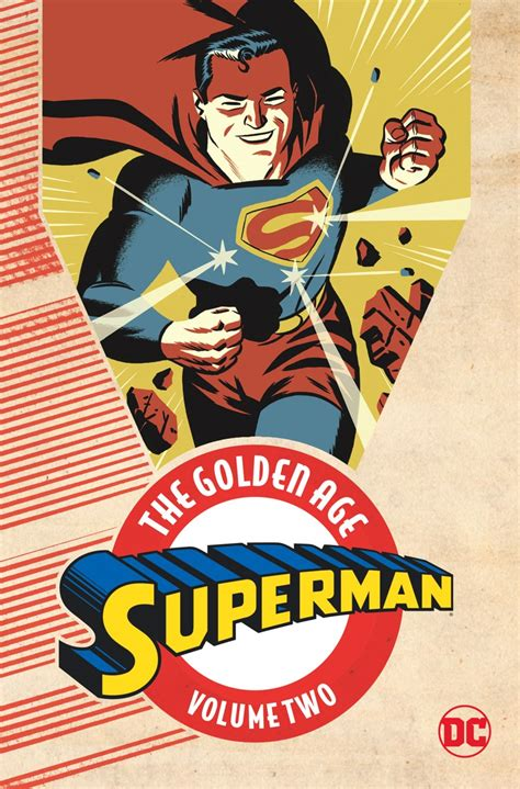 supermantp vol 1 superman the golden age vol 2 tp comic art community gallery of comic art