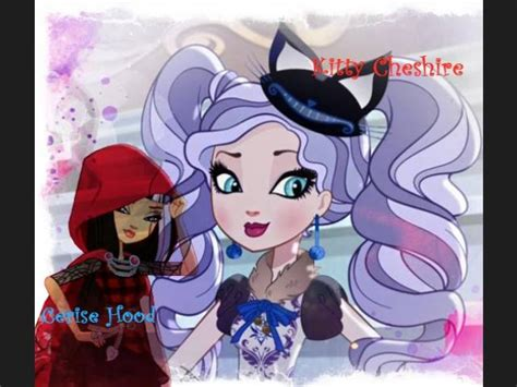 imagenes de kitty ever after high ranking de kitty cheshire vs cerise hood ever after high