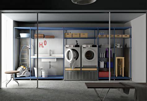 Laundry Shelf System By Valcucine Stylepark Laundry System