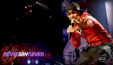 never say never never say never justin bieber photo 17034525
