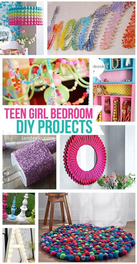 diy things for your bedroom teen girl bedroom diy projects teen bedrooms and girls