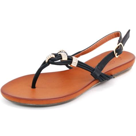 sandals with arch support womens rhinestone sandals arch support flats faux leather