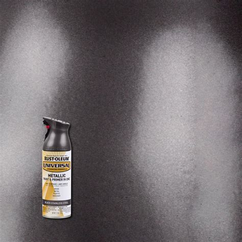 spray paint for steel rust oleum universal 12 oz all surface forged hammered